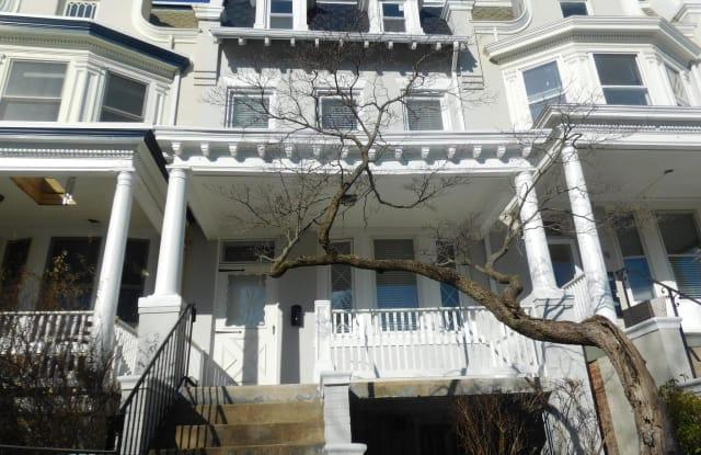 1821 KILBOURNE PLACE NW - 1821 Kilbourne Place Northwest, Washington, DC 20010