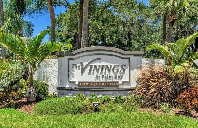 The Vinings at Palm Bay - 1000 Palm Place Dr NE, Palm Bay, FL 32905