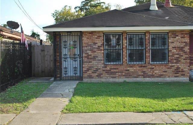 1486 MANDOLIN Street - 1486 Mandolin Street, New Orleans, LA 70122