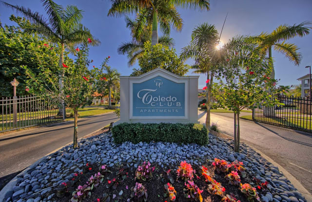 Toledo Club Apartment homes - 3695 Island Club Dr, North Port, FL 34288