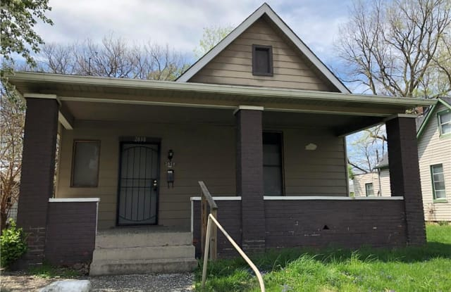 2838 BOULEVARD Place - 2838 Boulevard Place, Indianapolis, IN 46208