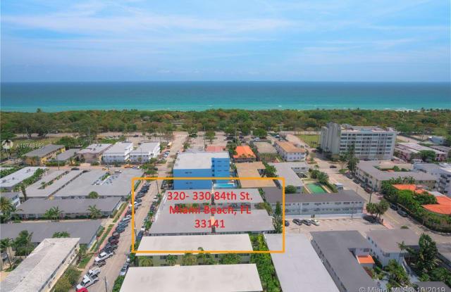 320 84th St - 320 84th Street, Miami Beach, FL 33141