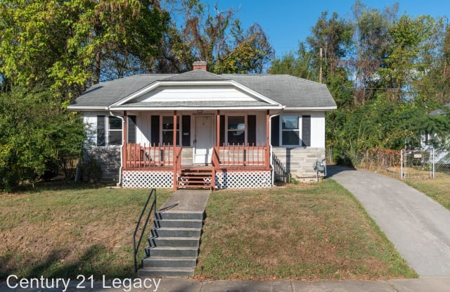 1218 E Sevier Avenue - 1218 East Sevier Avenue, Kingsport, TN 37664