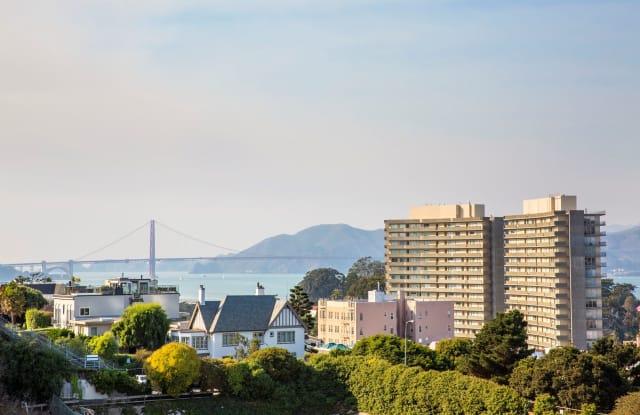 2459 Larkin Apartments - 2459 Larkin Street, San Francisco, CA 94109