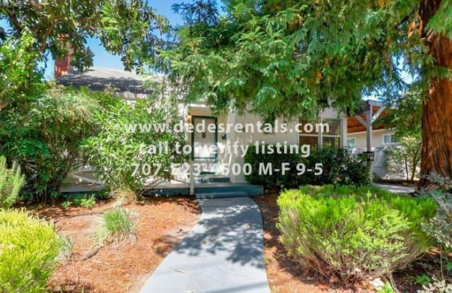 1115 Humboldt Street - 1115 Humboldt Street, Santa Rosa, CA 95404