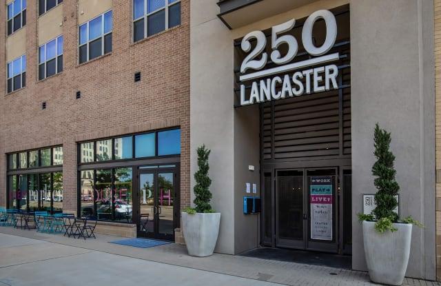 Parker House - 250 West Lancaster Avenue, Fort Worth, TX 76102