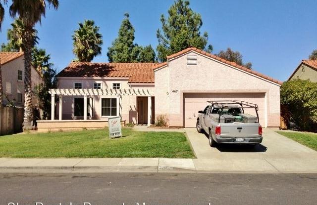 467 STANFORD - 467 Stanford Street, Vacaville, CA 95687