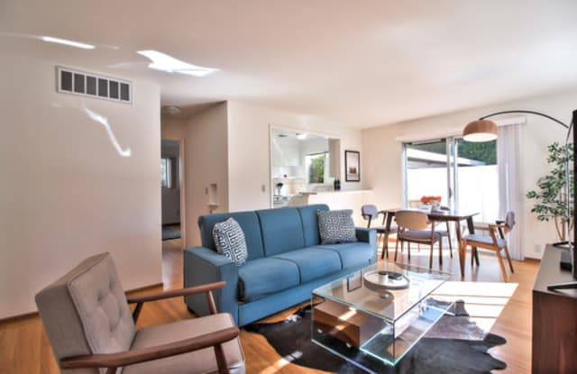 820 Kipling St - 820 Kipling Street, Palo Alto, CA 94301