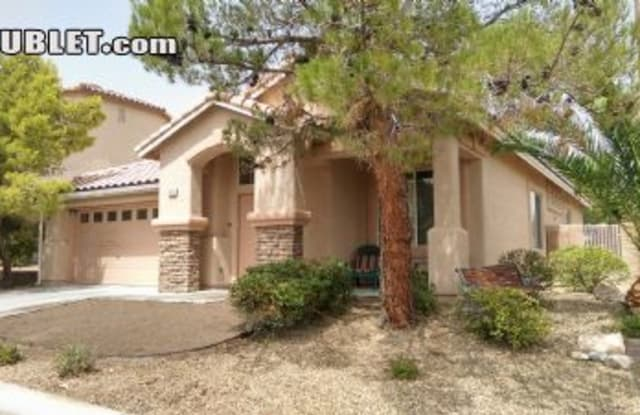 529 Ruby Vista Ct. - 529 Ruby Vista Court, Las Vegas, NV 89144