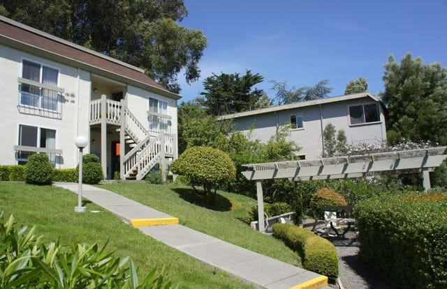 Park Hill - 1747 Lincoln Ave, San Rafael, CA 94901