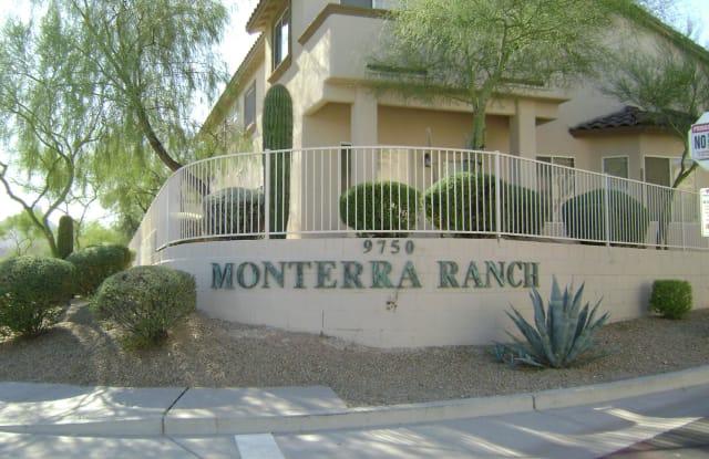 9750 N Monterey Drive - 9750 East Monterey Drive, Fountain Hills, AZ 85268