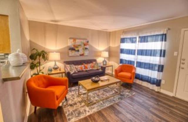 Knoll Crest Apartments - 5700 N Knoll, San Antonio, TX 78240