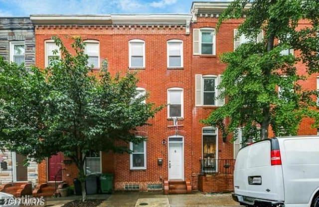 1462 William St - 1462 William Street, Baltimore, MD 21230