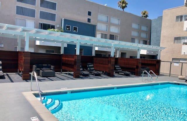 Hughes Regency - 3665 Hughes Avenue, Los Angeles, CA 90034
