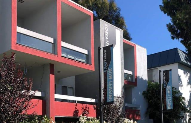 City Park View Apartments - 354 S. La Fayette Park Place, Los Angeles, CA 90057