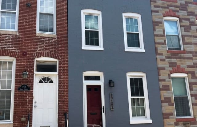 1707 Light St - 1707 Light Street, Baltimore, MD 21230