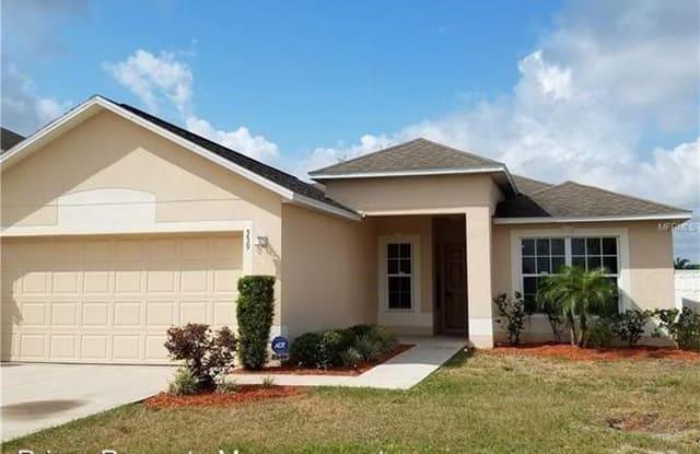339 Squires Grove Drive - 339 Squires Grove Drive, Eagle Lake, FL 33880