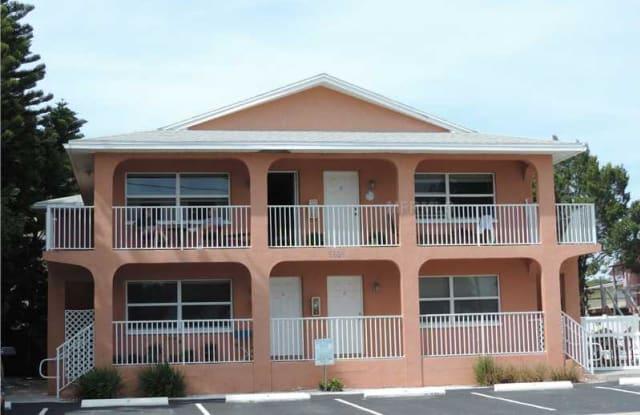 5605 SHORE BOULEVARD S - 5605 Shore Boulevard South, Gulfport, FL 33707