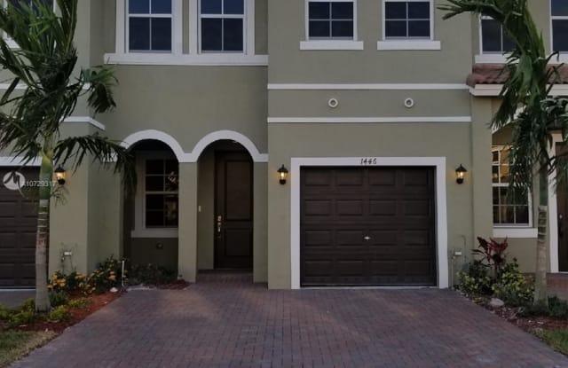 1446 SE 24 Avenue - 1446 SE 24th Ave, Homestead, FL 33035