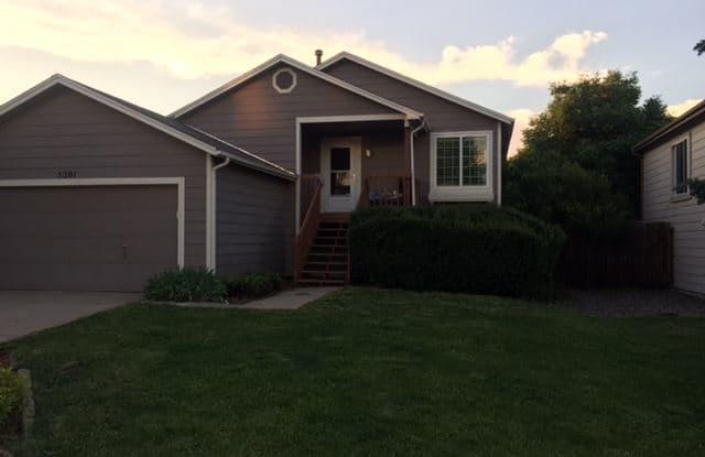 5281 E Aspen Ave - 5281 East Aspen Avenue, Castle Rock, CO 80104