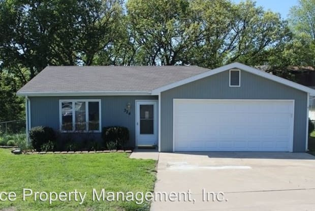 324 Clydesdale Circle - 324 Clydesdale Circle, Ogden, KS 66517