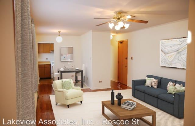 417 W Roscoe St - 417 W Roscoe St, Chicago, IL 60657