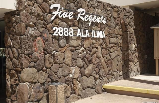 2888 Ala Ilima Street - 2888 Ala Ilima Street, Honolulu, HI 96818