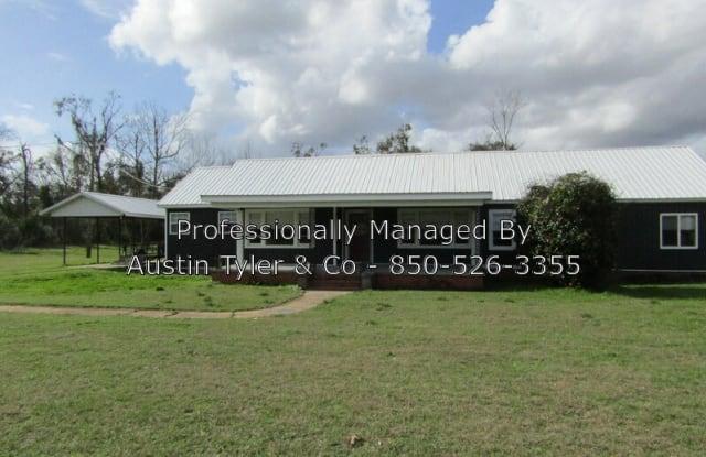 4181 Bryan Street - 4181 Bryan Street, Greenwood, FL 32443