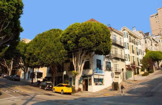 1720 Leavenworth Street - 1720 Leavenworth Street, San Francisco, CA 94109
