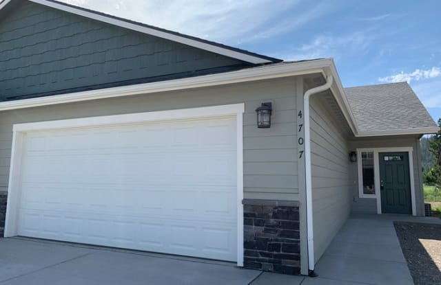 4707 North Vercler Road - 4707 N Vercler Ln, Spokane Valley, WA 99216
