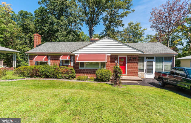 9202 HINES ROAD - 9202 Hines Road, Perry Hall, MD 21234