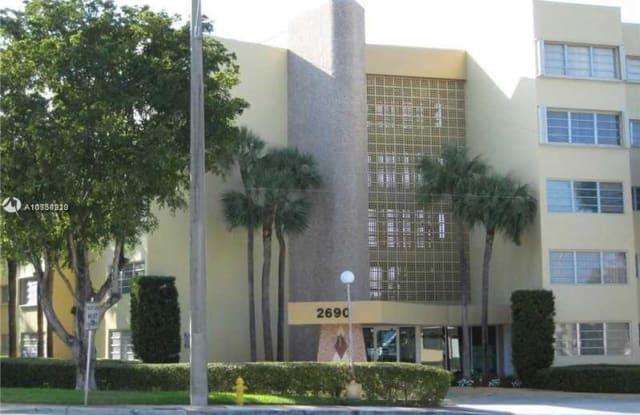 2690 SW 22 AVE - 2690 Southwest 22nd Avenue, Miami, FL 33133
