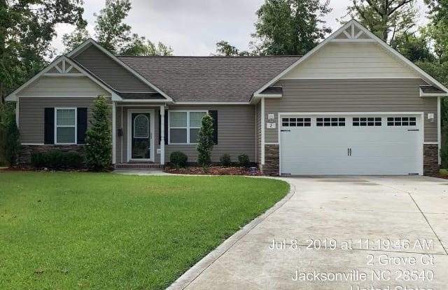 2 Grove Court - 2 Grove Ct, Jacksonville, NC 28540