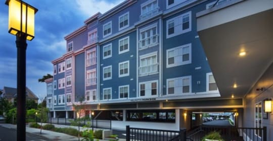 Wellington Parkside Apartments