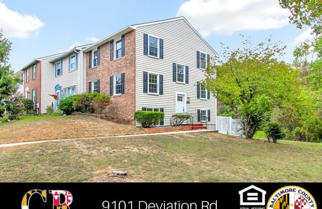 9101 Deviation Rd - 9101 Deviation Road, White Marsh, MD 21236