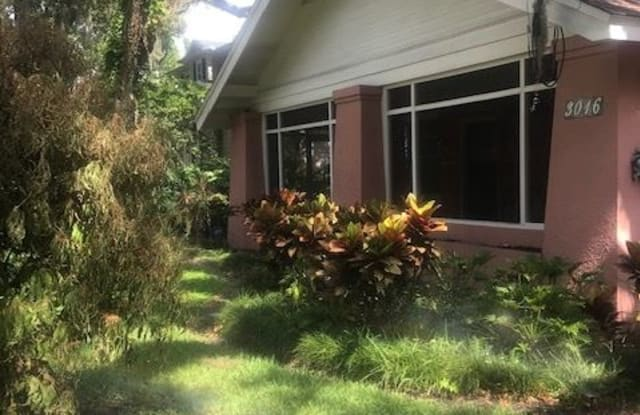 3016 W Chapin Ave - 3016 Chapin Avenue, Tampa, FL 33611