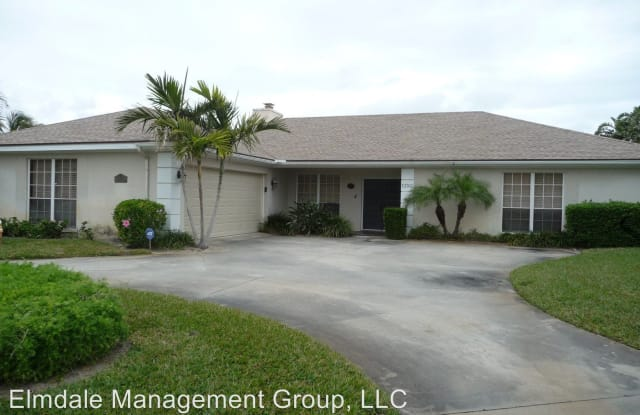 1350 White Heron Lane - 1350 White Heron Lane, South Beach, FL 32963