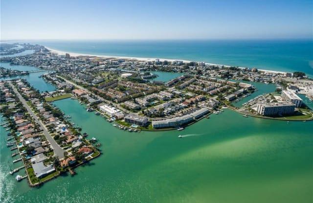 280 126TH AVENUE - 280 126th Avenue, Treasure Island, FL 33706