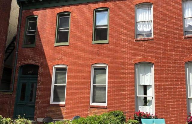 106 S PATTERSON PARK AVENUE - 106 South Patterson Park Avenue, Baltimore, MD 21231