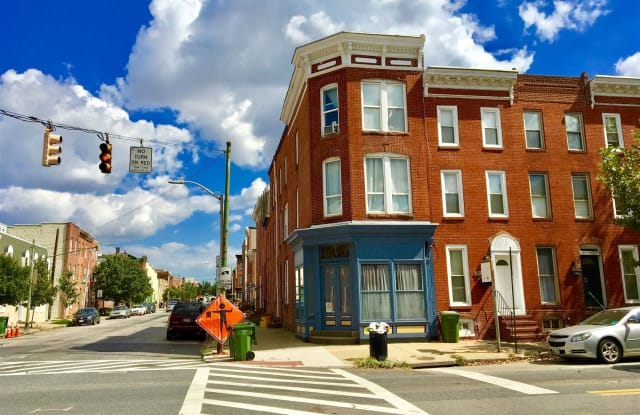 1503 S Hanover St - 1503 South Hanover Street, Baltimore, MD 21230