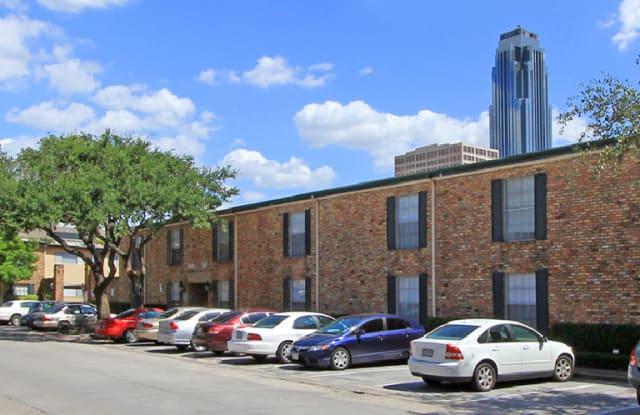 Plantation Apartments - 2425 Sage Rd, Houston, TX 77056
