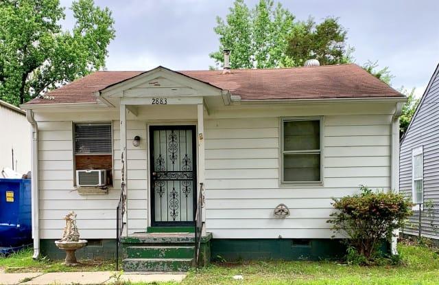 2883 Woodlawn Ter - 2883 Woodlawn Terrace, Memphis, TN 38127