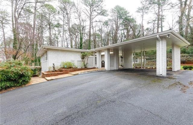 3707 Randall Mill Road NW - 3707 Randall Mill Road Northwest, Atlanta, GA 30327