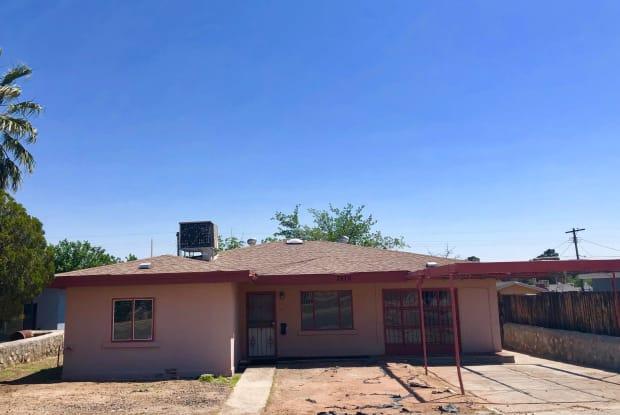 7570 ADOBE Drive - 7570 Adobe Drive, El Paso, TX 79915