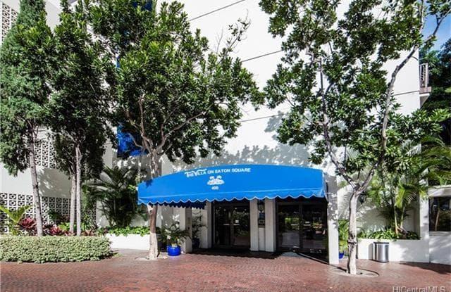 400 Hobron St., Unit 1605 - 400 Hobron Ln, Honolulu, HI 96815