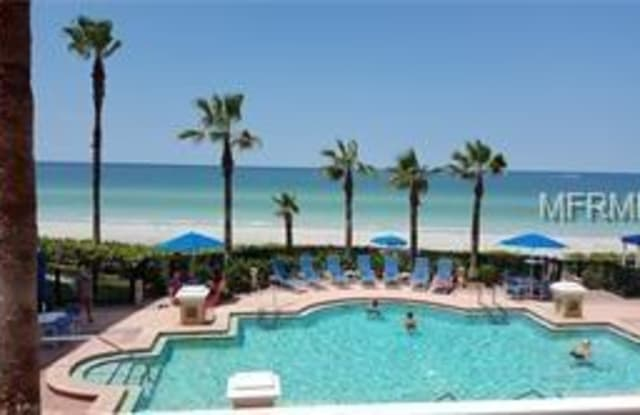 16500 GULF BOULEVARD - 16500 Gulf Boulevard, North Redington Beach, FL 33708