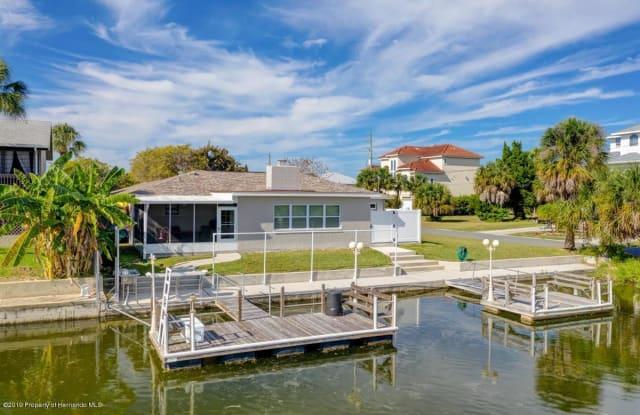 4508 Burmuda Drive - 4508 Burmuda Drive, Hernando Beach, FL 34607