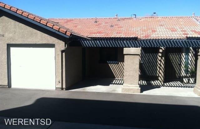 10792 Tamar Terrace, Unit C - 10792 Tamar Terrace, Santee, CA 92071