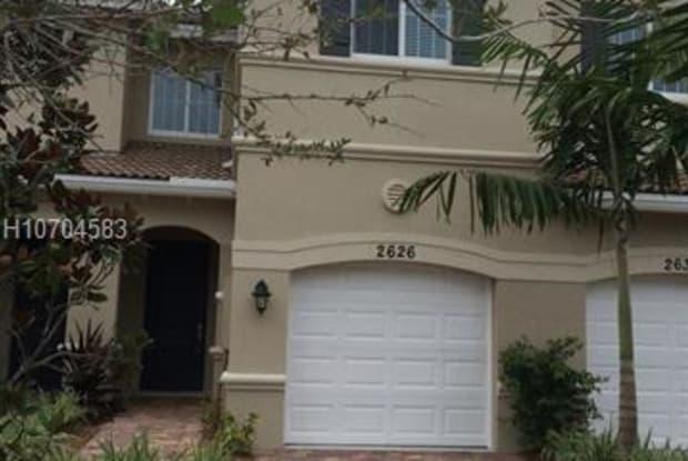 2606 Webb Av - 2606 Webb Avenue, Delray Beach, FL 33444
