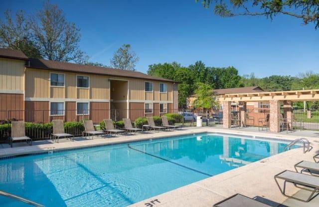 The Lodge of Overland Park - 7575 W 106th St, Overland Park, KS 66212